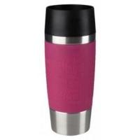Термокружка TEFAL TRAVEL MUG 0,36 л розовая (K3087114 rose). 47782