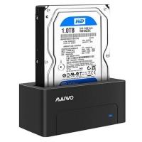 """Док-станция Maiwo HDD 2.5""""/3.5"""" SATA/SSD USB 3.0 (K308P). 46397"""