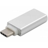 Переходник Extradigital (KBU1665) USB 3.0 Type-C to AF. 44377