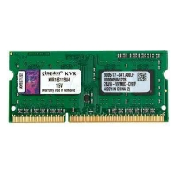 Модуль памяти для ноутбука Kingston SoDIMM DDR3 4GB 1600 MHz (KVR16S11S8/4). 42998