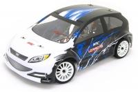 Машинка на радиоуправлении модель Ралли 1:14 LC Racing WRCL коллекторная 29741