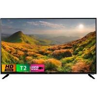 Телевизор Bravis LED-32G5000 + T2 black. 44545