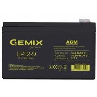Батарея к ИБП Gemix 12В 9 Ач (LP12-9). 46563