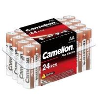 Батарейка Camelion Plus Alkaline LR6 * 24 (LR6-PB24). 47383