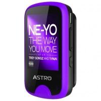 MP3 плеер Astro M5 Black/Purple. 47530