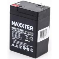 Батарея к ИБП Maxxter 6V 4.5AH (MBAT-6V4.5AH). 48159