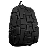 Рюкзак школьный MadPax Blok Full Blackout (M/BLOK/BLACK/FULL). 47220