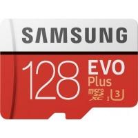 Карта памяти Samsung 128GB microSDXC class 10 UHS-I EVO Plus (MB-MC128HA/RU). 44729