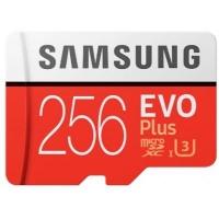 Карта памяти Samsung 256GB microSDXC class 10 UHS-I U1 Evo Plus V2 (MB-MC256HA/RU). 44730