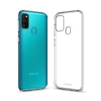 Чехол для моб. телефона MakeFuture Samsung M21 Air (Clear TPU) (MCA-SM21). 47442
