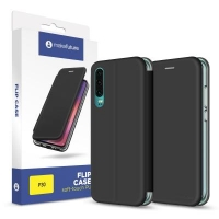 Чехол для моб. телефона MakeFuture Flip Case (Soft-Touch PU) Huawei P30 Black (MCP-HUP30BK). 45140