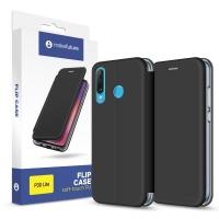 Чехол для моб. телефона MakeFuture Flip Case (Soft-Touch PU) Huawei P30 Lite Black (MCP-HUP30LBK). 45141