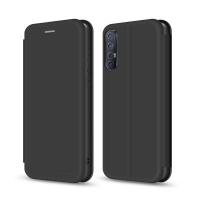 Чехол для моб. телефона MakeFuture Oppo Reno3 Pro Flip (Soft-Touch PU) Black (MCP-OPR3PBK). 45158