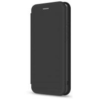 Чехол для моб. телефона MakeFuture Xiaomi Redmi 9A Flip (Soft-Touch PU) Black (MCP-XR9ABK). 45211