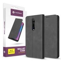 Чехол для моб. телефона MakeFuture Wallet Case (ECO Leather) Xiaomi Mi 9T/9T Pro Black (MCW-XM9TBK). 45202