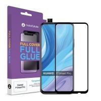 Стекло защитное MakeFuture Huawei P Smart Pro Full Cover Full Glue (MGF-HUPSP). 45015