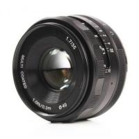 Объектив Meike 35mm f/1.7 MC E-mount для Sony (MKE3517). 44782