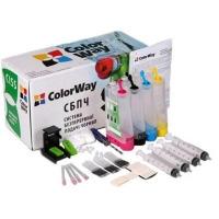 СНПЧ Colorway Canon MP-240/270/490 (MP240CN-4.1NC). 46819