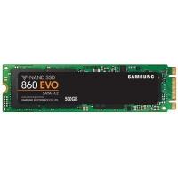 Накопитель SSD Samsung M.2 2280 500GB (MZ-N6E500BW). 42327