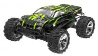 Машинка на радиоуправлении гоночный джип вездеход модель Монстр 1:8 Himoto Raider MegaE8MTL Brushless (зеленый) 29714