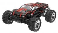 Машинка на радиоуправлении гоночный джип вездеход модель Монстр 1:8 Himoto Raider MegaE8MTL Brushless (красный) 29715