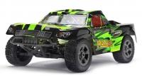 Машинка на радиоуправлении гоночный вездеход джип модель Шорт 1:8 Himoto Mayhem MegaE8SCL Brushless (зеленый) 29699