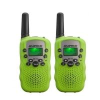 Портативная рация Baofeng MiNi BF-T2 PMR446 Green (MiNiBFT2_G). 47547