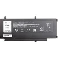 Аккумулятор для ноутбука PowerPlant DELL Inspiron 15 7547 (D2VF9) 11.1V 3840mAh (NB441112). 42237