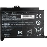 Аккумулятор для ноутбука HP Pavilion Notebook PC 15 (BP02XL) 7.7V 4400mAh PowerPlant (NB461349). 46524