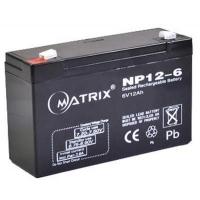 Батарея к ИБП Matrix 6V 12AH (NP12-6). 48164