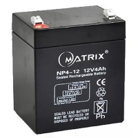 Батарея к ИБП Matrix 12V 4AH (NP4-12). 48173