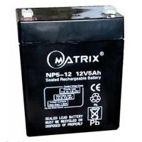 Батарея к ИБП Matrix 12V 5AH (NP5-12). 48161