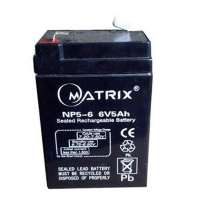 Батарея к ИБП Matrix 6V 5AH (NP5-6). 48171