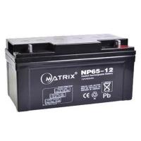 Батарея к ИБП Matrix 12V 65AH (NP65-12). 48162