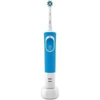 Электрическая зубная щетка BRAUN D100.413.1 (Oral-B Vitality D100.413.1 PRO Cross Act). 45744