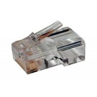 Коннектор RJ45 cat.5e UTP 8P8C 50 mkm Hypernet (P88U-C5E-C1). 47105