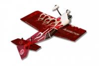 Самолёт на радиоуправлении Precision Aerobatics Addiction 1000мм KIT (красный). 30266