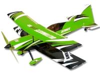Самолёт на радиоуправлении набор Precision Aerobatics Ultimate AMR 1014мм KIT (зеленый) 30144