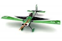Самолёт на радиоуправлении набор Precision Aerobatics Extra 260 1219мм KIT (зеленый) 30138