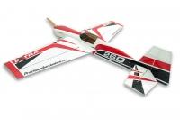 Самолёт на радиоуправлении набор Precision Aerobatics Extra 260 1219мм KIT (красный) 30139