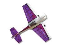 Самолёт на радиоуправлении набор Precision Aerobatics Katana Mini 1020мм KIT (фиолетовый) 30142