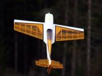 Самолёт на радиоуправлении Precision Aerobatics Katana Mini 1020мм KIT (желтый). 30269