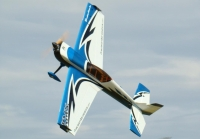 Самолёт на радиоуправлении Precision Aerobatics Katana MX 1448мм KIT (синий). 30273