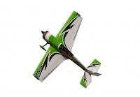 Самолёт на радиоуправлении набор Precision Aerobatics Katana MX 1448мм KIT (зеленый) 30143