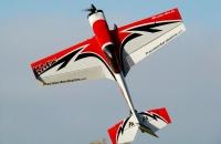 Самолёт на радиоуправлении Precision Aerobatics Katana MX 1448мм KIT (красный). 30272