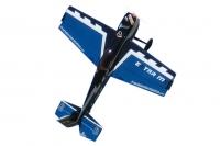 Самолёт на радиоуправлении набор Precision Aerobatics Extra MX 1472мм KIT (синий) 30141