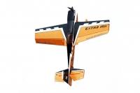 Самолёт на радиоуправлении Precision Aerobatics Extra MX 1472мм KIT (желтый). 30268
