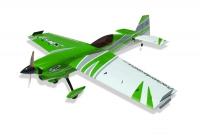 Самолёт на радиоуправлении набор Precision Aerobatics XR-52 1321мм KIT (зеленый) 30145