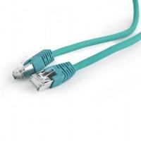 Патч-корд 5м S/FTP CU cat 6A Cablexpert (PP6A-LSZHCU-G-5M). 47115