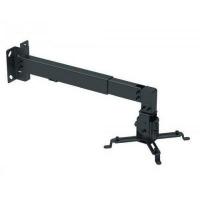 Кронштейн для проектора BRATECK PRB-2W BLACK. 40505